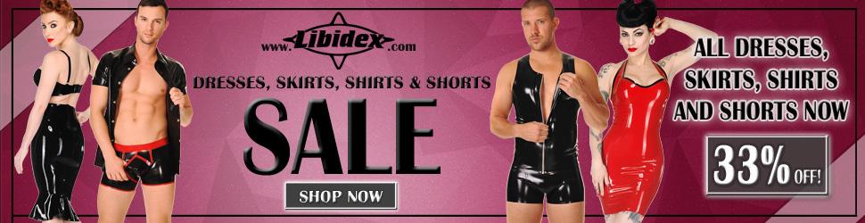 LIBIDEX DRESSES