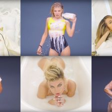 FERGIE VIDEO: LATEX MILFS