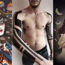 TATTOO COLLECTIVE LONDON DEBUT