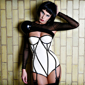 Catriona Stewart: Latex Designs 01