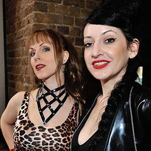 London Fetish Weekend Taster: LBB at LFW 2015 by Bobette