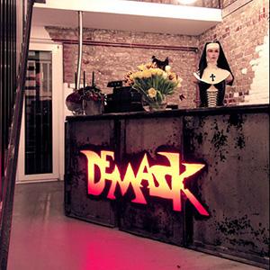 DeMask shops: Barcelona – Nuremberg