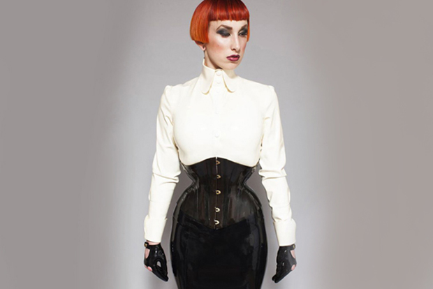 Rubber Fashion by Lacing lilith
