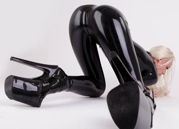 Sehr große klitoris