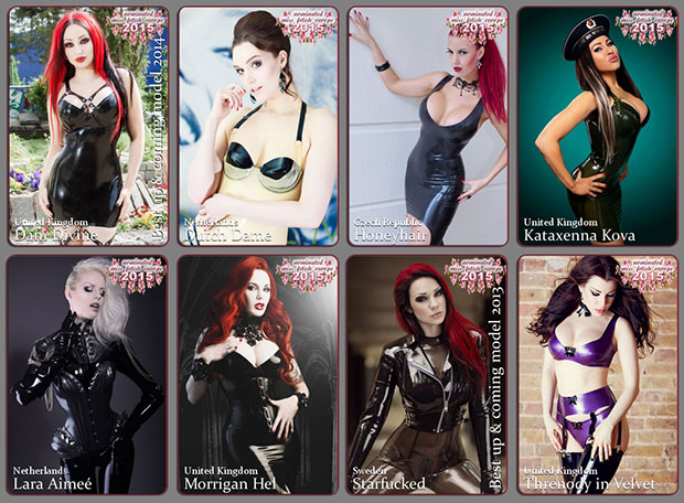 DOMINATRIX NOVEMBER 2015