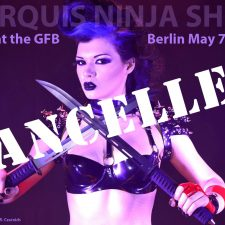 MARQUIS NINJA GIRL SHOW PULLED