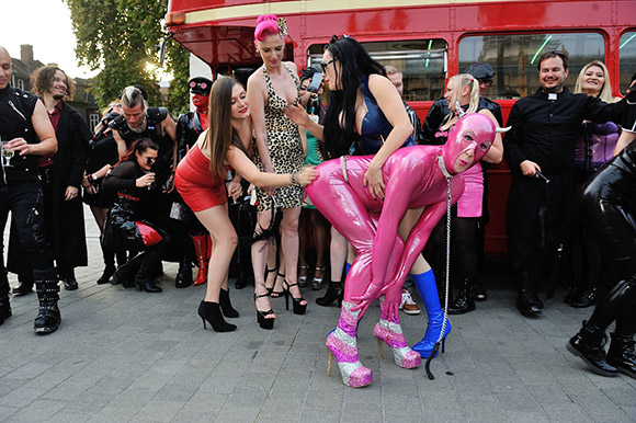 LONDON FETISH WEEKEND 2016