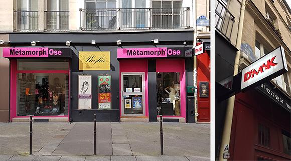 DEMASK PARIS