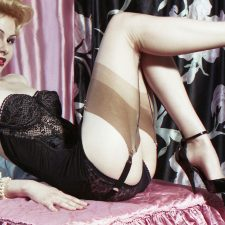RETRO GLAMOUR: MARK ANTHONY LACY