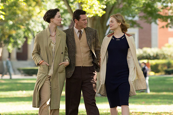 Rebecca Hall, Luke Evans and Bella Heathcote star in Professor Marston and the Wonder Women