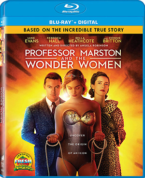Fetish in 2018 will see the release of the Professor Marston movie on Blu-ray and DVD