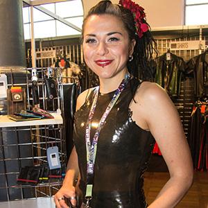 GFB 2018 includes the German Fetish Fair, again featuring Latex 101 whose team includes Jo De Gisi