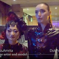 VIDEO: GFB 2017 WEEKEND – AMRITA & DUTCHDAME INTERVIEWS