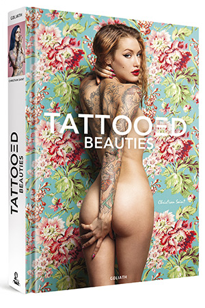 Cover of Christian Saint's Tattooed Beauties published by Goliath