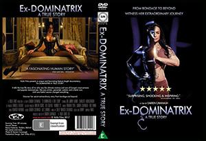 Ex-Dominatrix documentary DVD box art