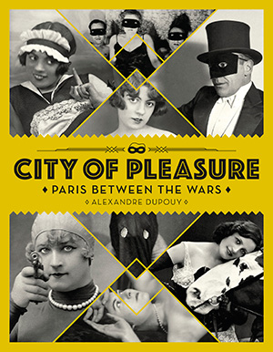 Cover of City of Pleasure by Alexandre Dupouy, from Korero Press