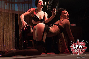 Fetish Theatre return for two nights during London Fetish Weekend 2019