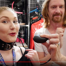 VIDEO: GFB 2019 – KINKY COCKTAILS & FETISH FAIR