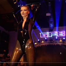 LUNA'S LATEX – GFB 2019 FASHION SHOW VIDEO