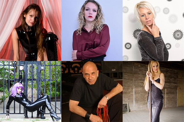 Some of the presenters and performers booked for BoundCon XVII