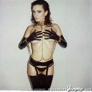 This Alejandra Guerrero 'hand bra' image of Darenzia was banned