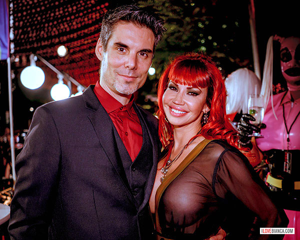 Martin Perreault and Bianca Beauchamp's experience of social media has been 'torture'
