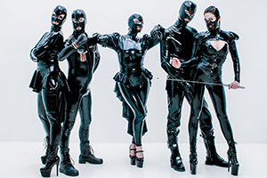 RUBBER BUNCH: a new Amsterdam party from respected scenester Irresistible Iris at Akhnaton