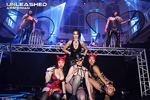 UNLEASHED: forced to recast its spring 2020 Paradiso, Amsterdam party as a July 2021 event