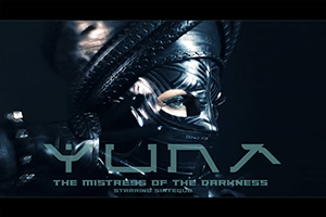 YUNA THE MISTRESS OF DARKNESS: the tight Kurage outfit restricted shooting to short periods