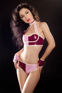 Model: Marilyn Yusuf