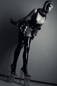 Model: Abraxas. Photo: Vonsterling