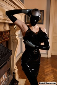 Dutch Dame: Latex