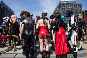 GFB Weekend Homage: 2019 Fetish Cruise