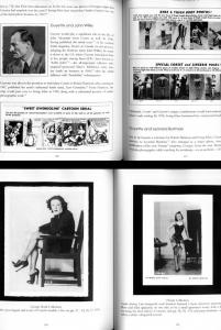 Charles Guyette: sample book spreads