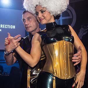 EuroPerve 2016: DeMask Fashion Show