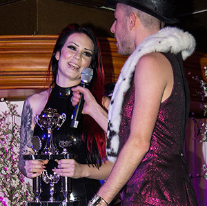 Dominatrix November 2015: Miss Fetish Europe Awards
