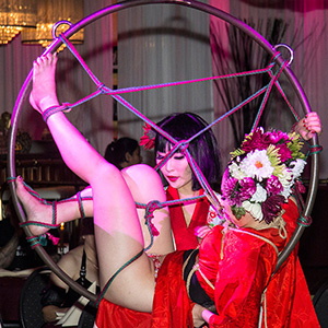 Dominatrix November 2015 Dinner: Hibiki