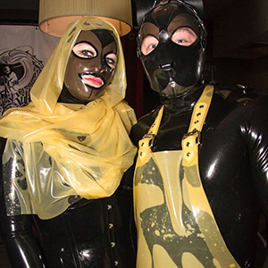Final Rubber Cult, Oct 6 2018: People
