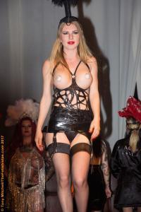 German Fetish Ball Fashion Shows 2017