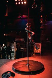 Honeyland Shows: Pole Artist Juela Mey