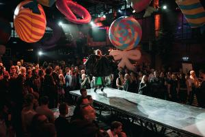 Honeyland Shows:  Rimo Fashion Catwalk