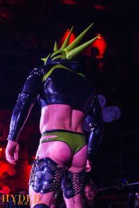 Torture Garden 2018 Halloween Ball Shows