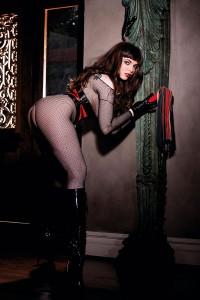 Kinky Lingerie Girls: Holly Randall