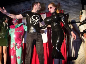 Rubber Cult May 2015