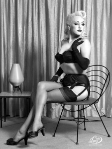 Retro Glamour by Mark Anthony Lacy