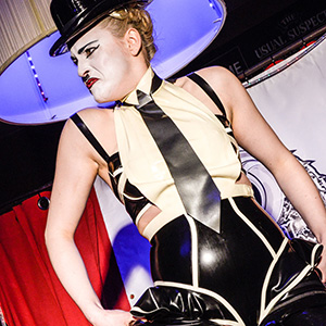 Rubber Cult February 2017 Performances: Apple Tart