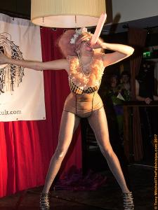 Rubber Cult LFW Ball: On Stage – New!