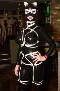 Rubber Cult LFW Ball: People