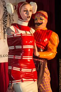 Rubber Cult LFW Ball: On Stage