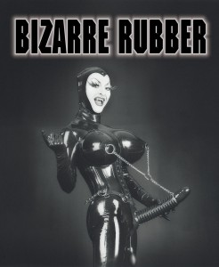 DeMask Bizarre Rubber catalogue - cover